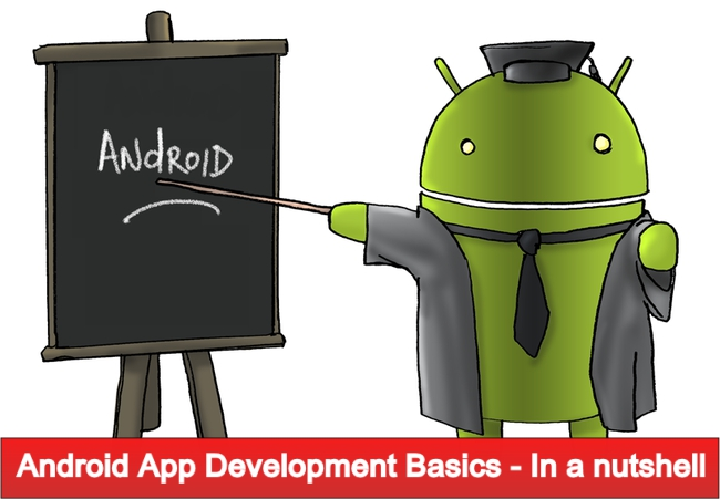 Android App Development Basics - In a nutshell
