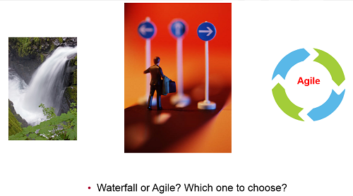 Agile vs Waterfall